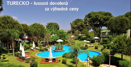 TURECKO - luxusní dovolená
